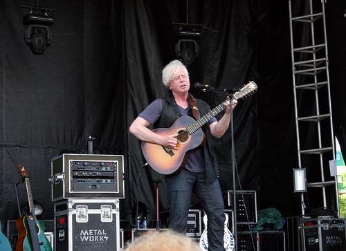 Bruce Cockburn Waterfront Festival Toronto 12