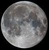 Moon 7/8/09 (zAmb0ni) Tags: sky moon night solar webcam mosaic system full telescope