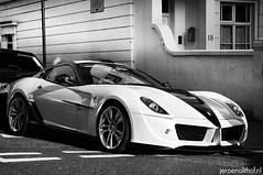 Ferrari 599 GTB Fiorano Mansory Stallone (Jeroenolthof.nl) Tags: london jeroen dubai uae ferrari east emirates abroad middle  doha qatar stallone gtb londen  599 fiorano    olthof mansory transaxle fezza fazza     jeroenolthofnl