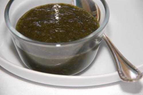 double mint sauce
