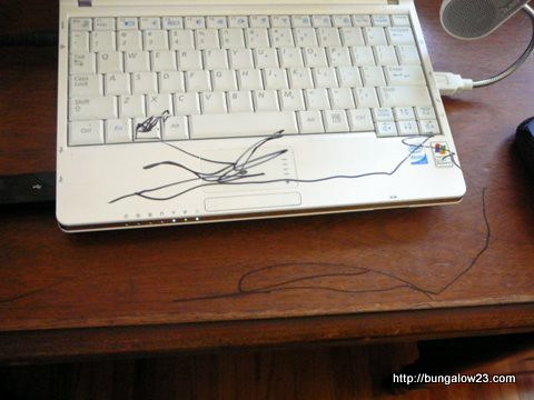 Sharpie Netbook