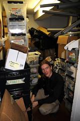 Dronir doing logistics (Suviko) Tags: storage ropecon varasto