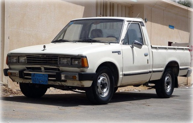 1982 datsun