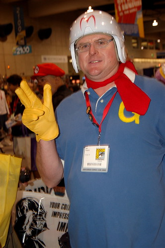 Comic Con 09: Speed Racer