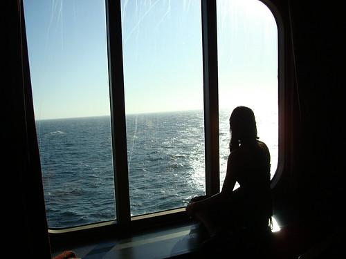 Alaska sea view