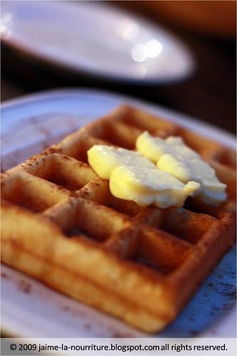 Santa Fe - waffles