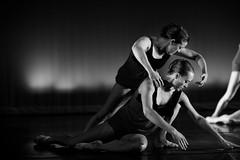 Portland Ballet Rehearsal