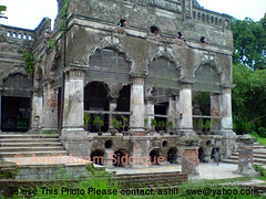 Rokeya Mahal Side View