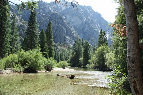 309 Kings Canyon river
