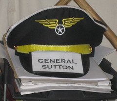 General Sutton's hat