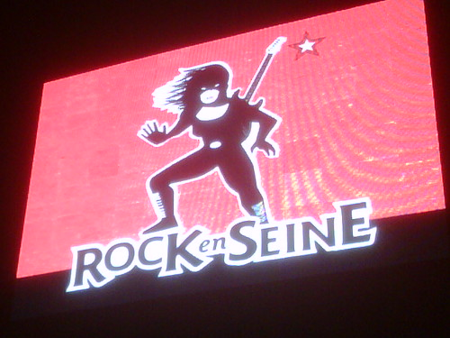Rock en Seine by girolame