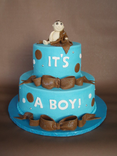 For the baby boys, these baby shower cake pictures links will show you ...