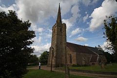Belbroughton, Worcestershire, Holy Trinity (Tudor Barlow) Tags: summer england spires churches worcestershire parishchurch belbroughton grade2listedbuilding worcestershirechurches tamron1024