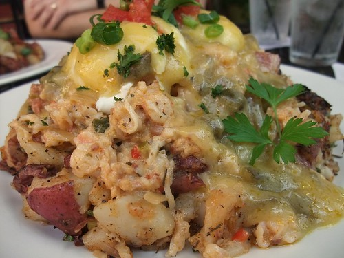Lobster Hash from Banana Bean Cafe
