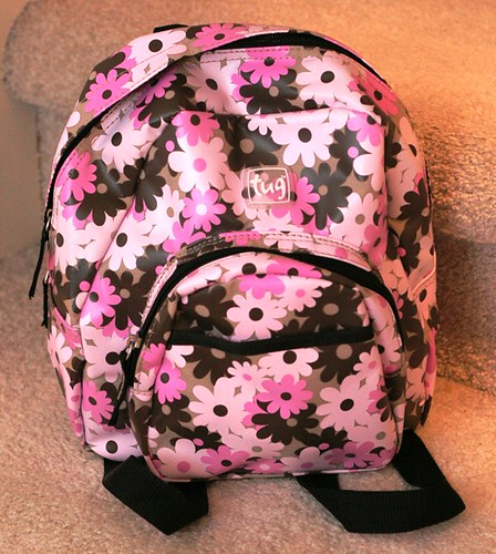 another mini backpack. :)