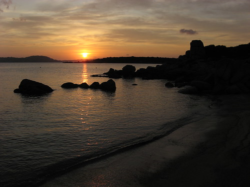 Sardinia Sunrise by you.