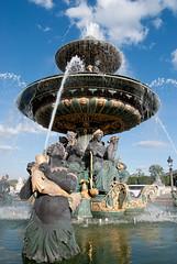 Place de la Concorde, Paris (daniel.antunes) Tags: paris france fontain placedelaconcorde