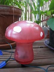 Solar mushroom