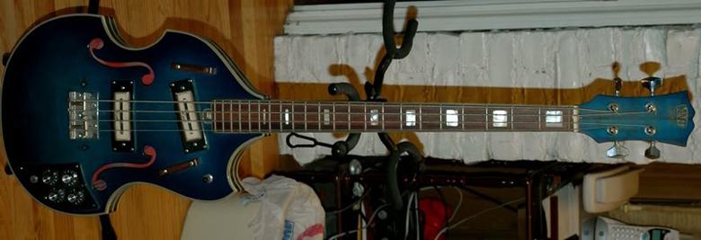 kent violin bass