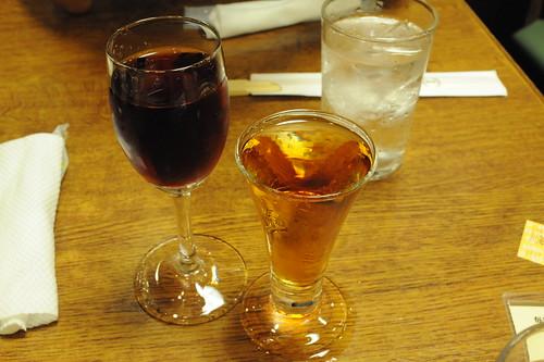 Denki Bran & Honey Wine