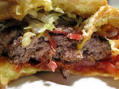 fuze burgers - bit in place