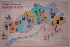 Indigenous crafts of Arunachal Pradesh (Linda DV) Tags: travel people museum canon geotagged map culture tribe 2008 sevensisters tribo stam arunachal tribu stamm  trib trib 7sisters arunachalpradesh heimo tanii northeastindia ziro stamme apatani pokolenia powershots5is   lindadevolder  plemena pokolen