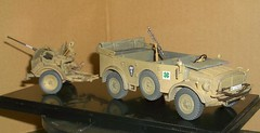 1a001 (airfixlover) Tags: german ww2 135 tamiya flak38 horch1a
