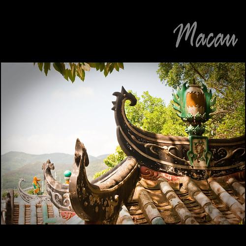 Macau :: A-Ma Temple
