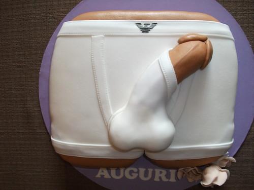 PENIS CAKE PER RUGGENA