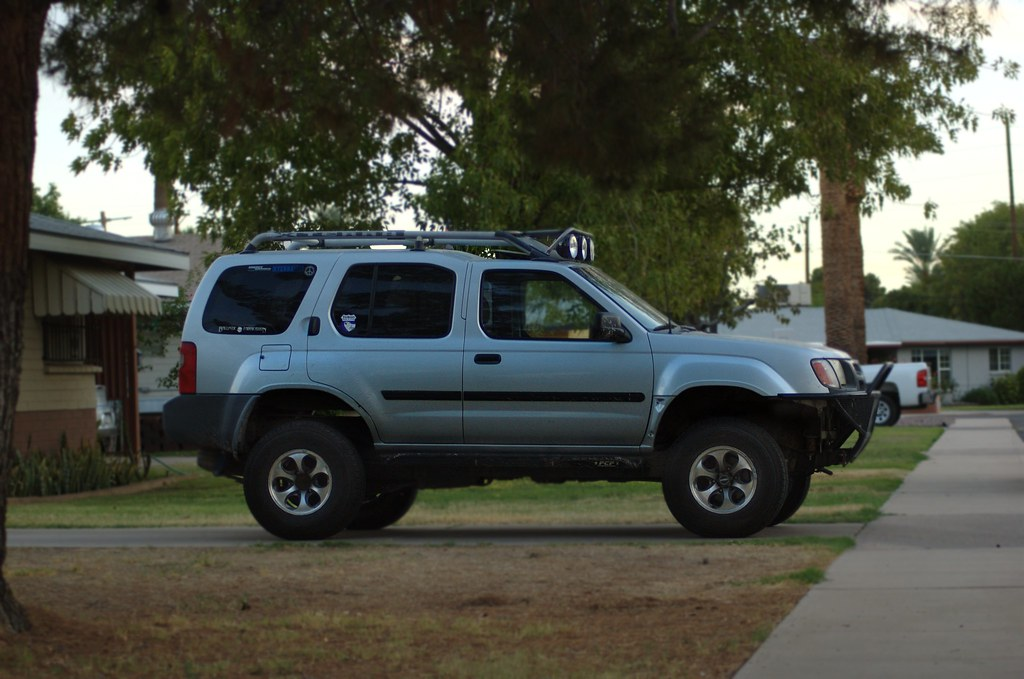 Fs Lo Pro Lightcage For The 2000 2001 Roof Rack Style