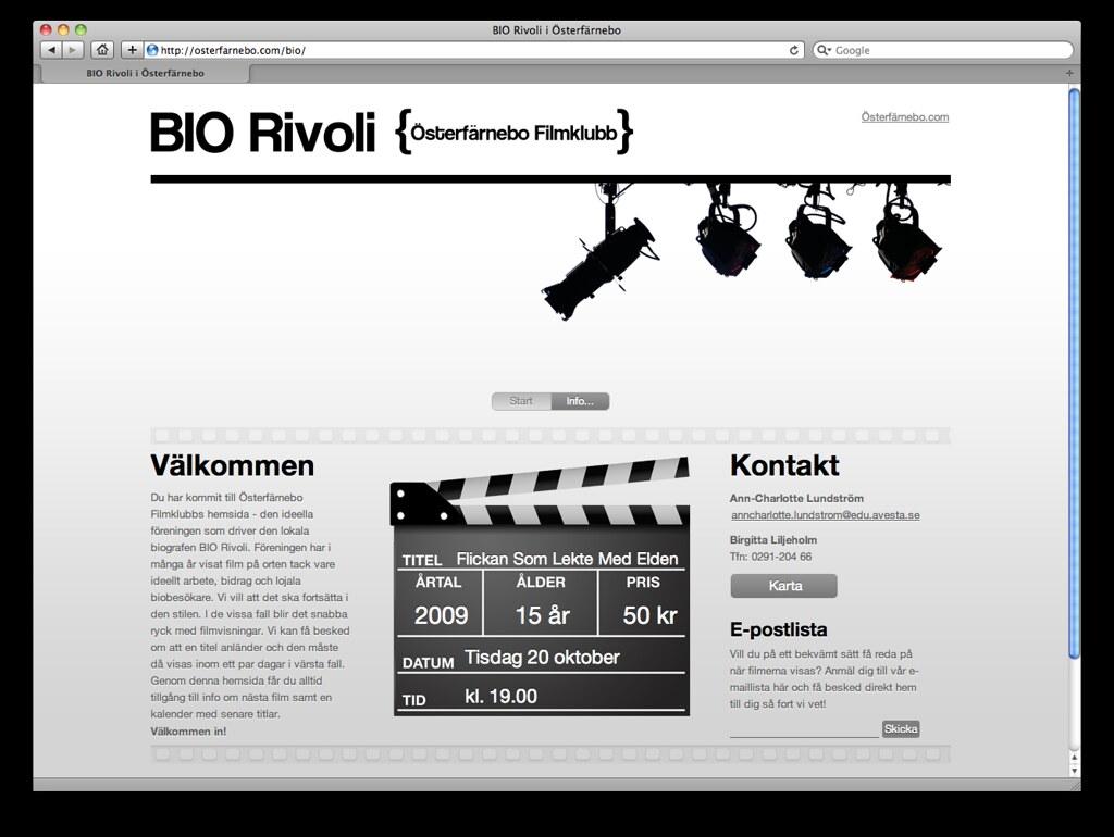 BIO Rivoli Design