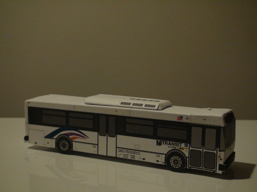 Canadian Paper Bus Models Page 2 Dac