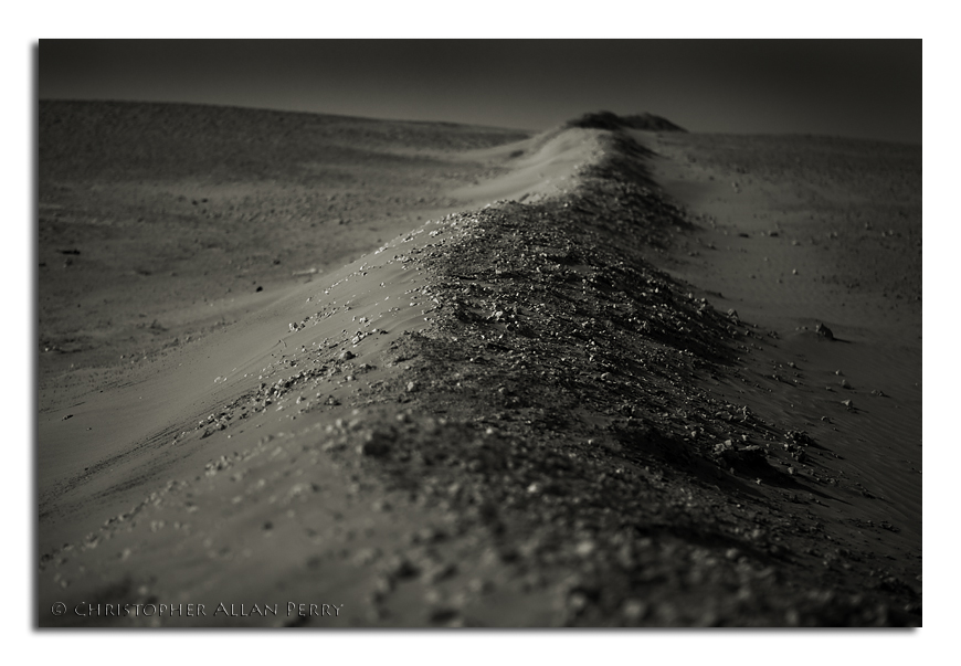 Line in the Sand (Alternate)