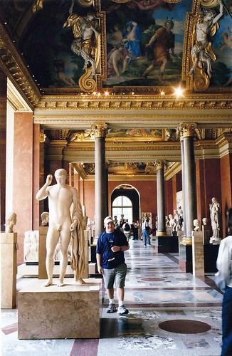 Marcellus, Musee du Louvre, Paris