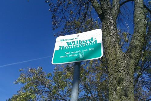 Willard-Homewood Neighborhood
