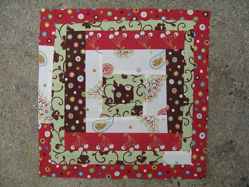 SC3 | October Block for Twiddletails