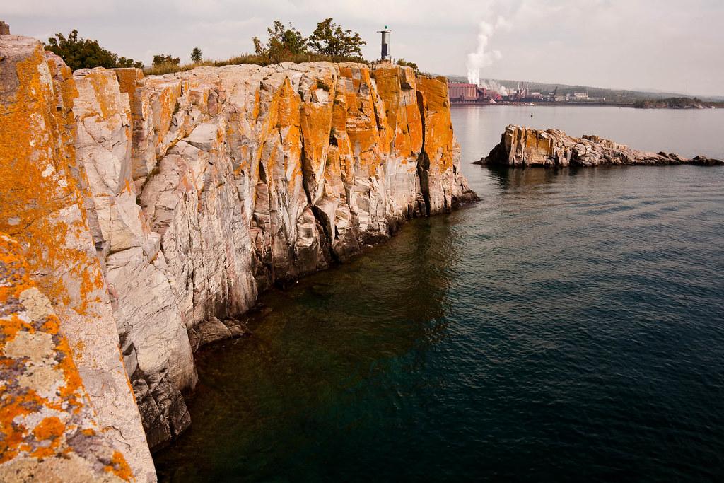 Pellet Island at Silver Bay Marina [5041]