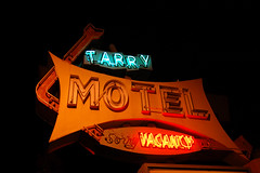 20091021 Tarry Motel