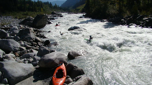 Alpine River Run on the Clendenning