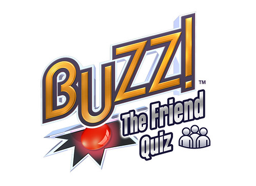 Buzz! The Friend Quiz - logo copy