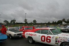 Daytona Superbird reunion at Talladega