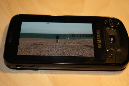 Samsung galaxy video