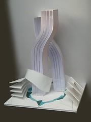 Architects A4 - Zaha Hadid (ann's design blog) Tags: model zaha hadid