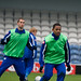 QPR Training-Angelo Balanta & Matthew Connolly