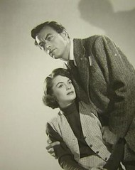 Joanne Dru & John Ireland in All the King's Men (yolandajabonillo) Tags: motion film movie oscar picture award american actor 1949 academyawards nominee allthekingsmen johnireland mercedesmccambridge bestsupportingactor broderickcrawford actorinasupportingrole