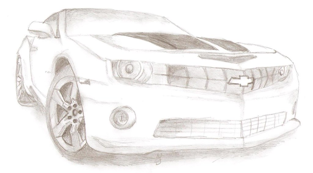 The Worlds Most Recently Posted Photos Of Camaro And Drawing