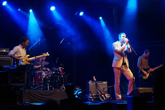 Primavera 2011 - the Walkmen