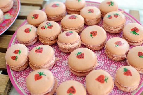 strawberrymacarons-2