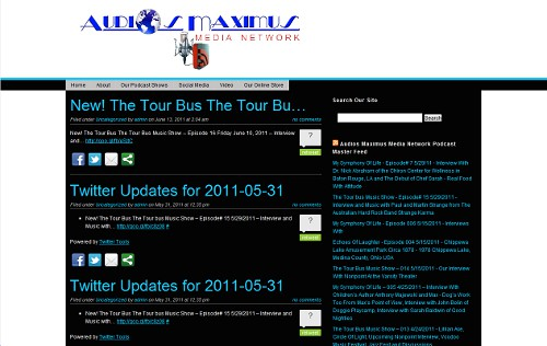 Audios Maximus Media Network