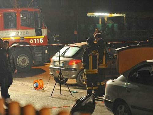 Omicidio di Aziz: il carabiniere non impugnava un'arma di ordinanza